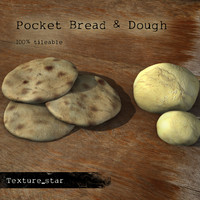 Pocket Bread & Dough