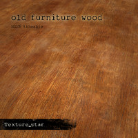 old furniture wood