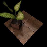 Stone Tiles 004 A