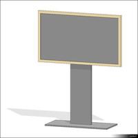 TV Floor Stand 01484se
