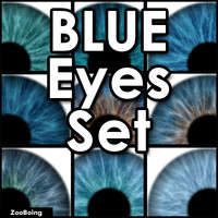 Set 032 - Blue Eyes