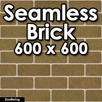 Brick 024 - Brown