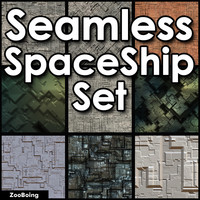 Set 046 - Spaceship Hull