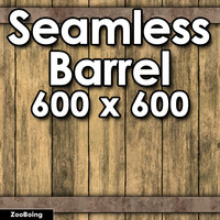 Wood 059 - Barrel
