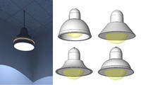 Ceiling Pendant Light Fixture