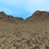 SandStone Scape Sky Box