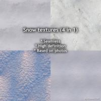 Snow (4 in 1)