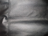 Black Leather Jacket Material