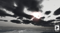 Dark Cloudy Day Skybox