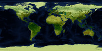 Earth natural 14 20000x10000