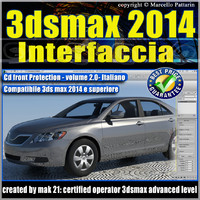 3dsmax_2014_vol_ 2.0 Interfaccia Italiano cd front