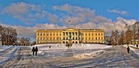 Royal castle in Oslo