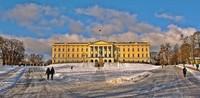 Royal castle in Oslo