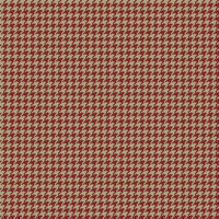 Country Club Twills - Nobility Red Houndstooth