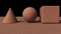 Tileable Red Brick