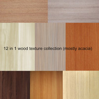 12 wood texture collection (1/12)