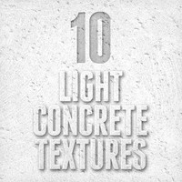 Light Concrete Texture Pack