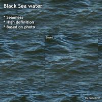 Black Sea water