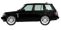 Range Rover Supercharged (L322) '2009-2012