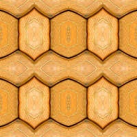Yellow Block Tile Texture 5