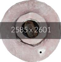Round Stone Grinder