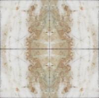 White marble tile texture