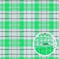 Towel greenwhite texture