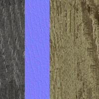 Old Wood Tileable Texture 1