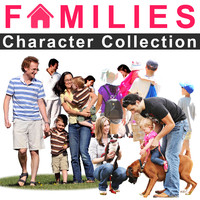 Families Character Collection