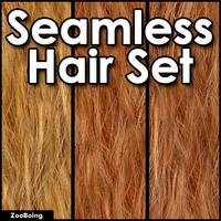 Set 054 - Hair