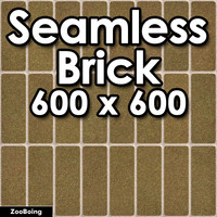 Brick 025 - Brown