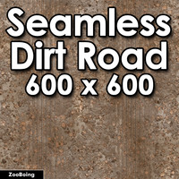 Ground 021 - Dirt Road