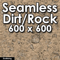 Ground 022 - Dirt & Rock