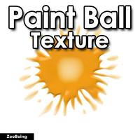 Military 035 - Paintball Splat