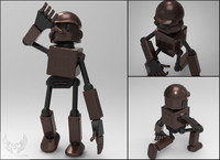 Robot - Animation character