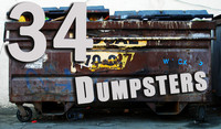 34 Dumpsters Reference