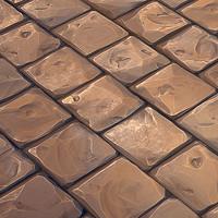 Mud Stone Floor Texture