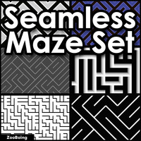 Set 055 - Maze