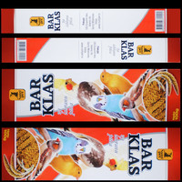 Bar Klas Food for Parrots Texture