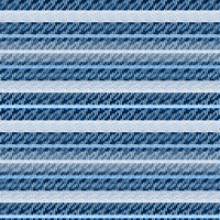 Country Club Twills - Ocean Sunrise Ocean Stripe