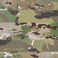 Multicam fabric & webbing