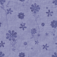 Fun with Florals - Purple Floral 2