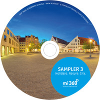 mi360 SAMPLER 3 Holidays Nature City