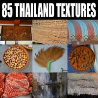 85 Thailand Textures