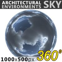 Sky 360 Clouded 011 1000x500