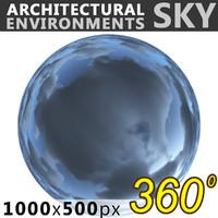 Sky 360 Clouded 014 1000x500