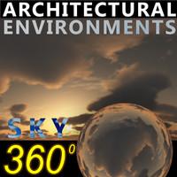 Sky 360 Sunset 018