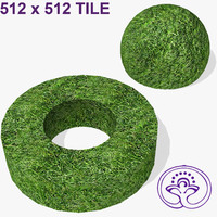 Grass tile A