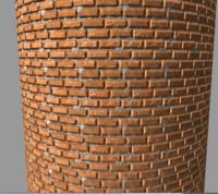 Brick 1 | Tileable | 2048px - 256px