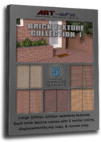 Brick texture collection-1